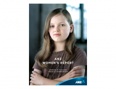 ANZ Women's Report Barriers to Achieving Financial Gender Equity 2015