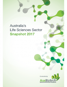 2017 Australia's Life Sciences Sector 2017