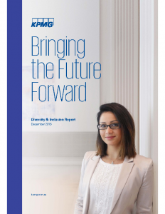 Bringing the Future Forward Diversity and Inclusion Report 2016