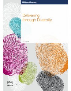 Delivering Through Diversity 2018