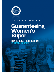 Guaranteeing Women's Super 2017