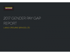 Land O'Rourke Gender Pay Gap Report 2017
