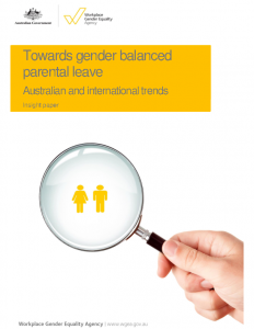 Towards Gender Balanced Parental Leave 2016