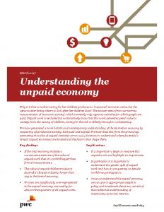 Understanding the Unpaid Economy 2017
