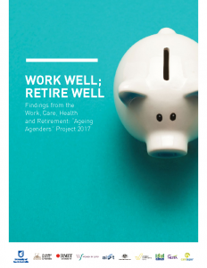 Unisa Work Care Health Retirement Report 2017