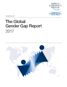 World Economic Forum Global Gender Gap Report – 2017