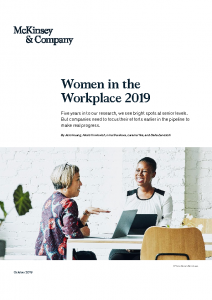 McKinsey Women in the workplace
