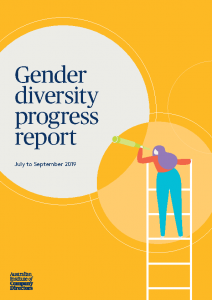 2019 AICD Gender Diversity Progress Report September 2019