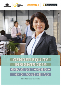 BCEC Report 2019 Gender Equity Insights 2019: Breaking through the Glass Ceiling