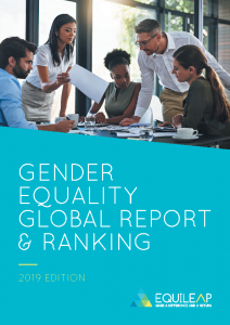 Gender Equality Global Report and Ranking 2019 by Equileap