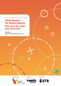 2019-04 Women for Media Research Report UTS Jenna Price