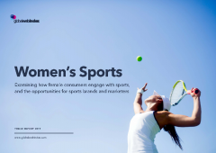 2019 Global Web index Women's_Sports Trend Report