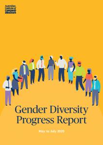 2020-08 07 AICD Gender-Diversity-Report Women Directors-Aug-2020