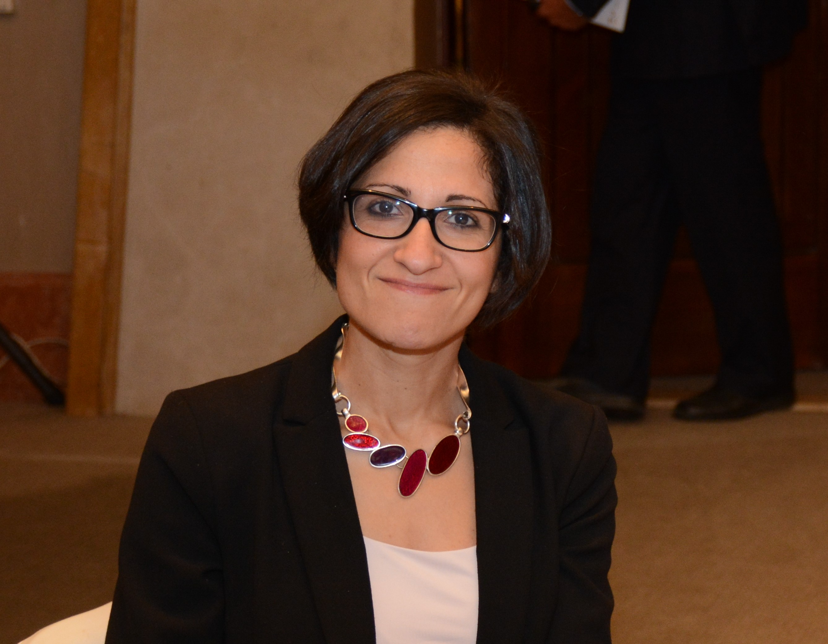 Sally Yacoub - Gender, Diversity, Equity & Inclusion Consultant