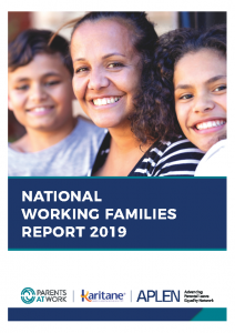 2019 National Working Families Report